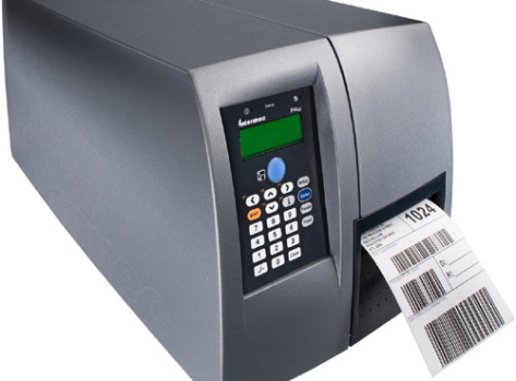 Thermal label printer.