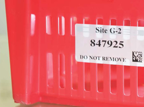 RFID Smart Labels for Reusable Container Management Thumb