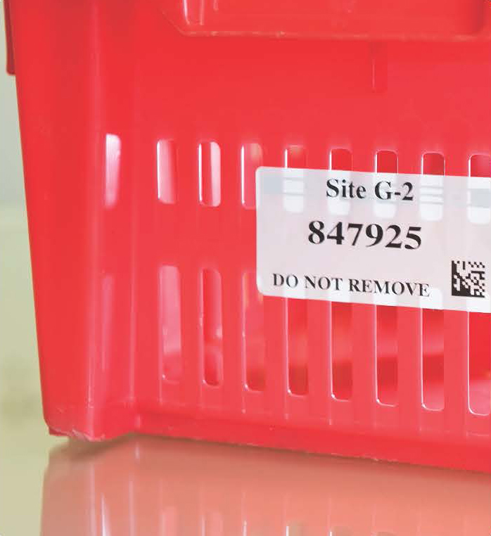 RFID Smart Labels for Reusable Container Management
