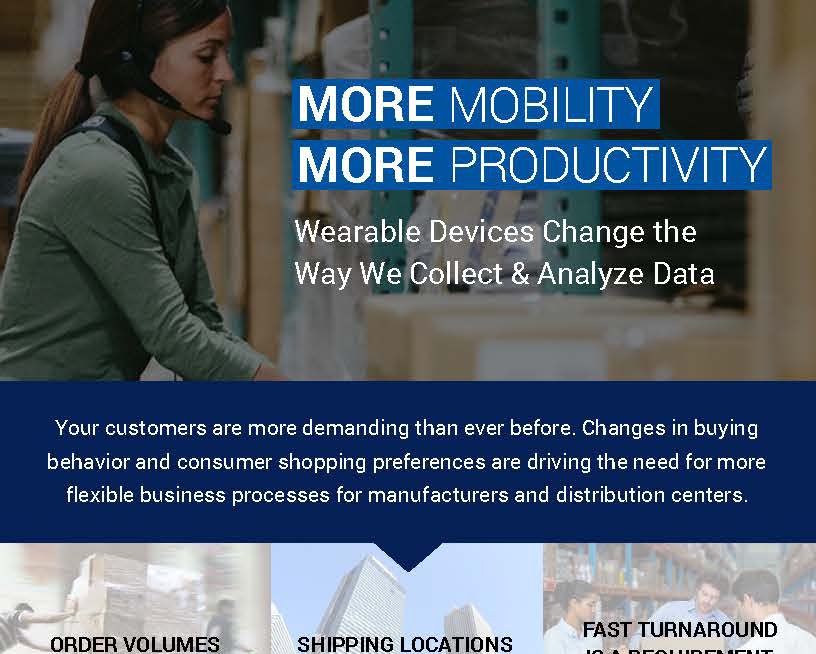 Wearable Devices Change the Way We Collect & Analyze Data