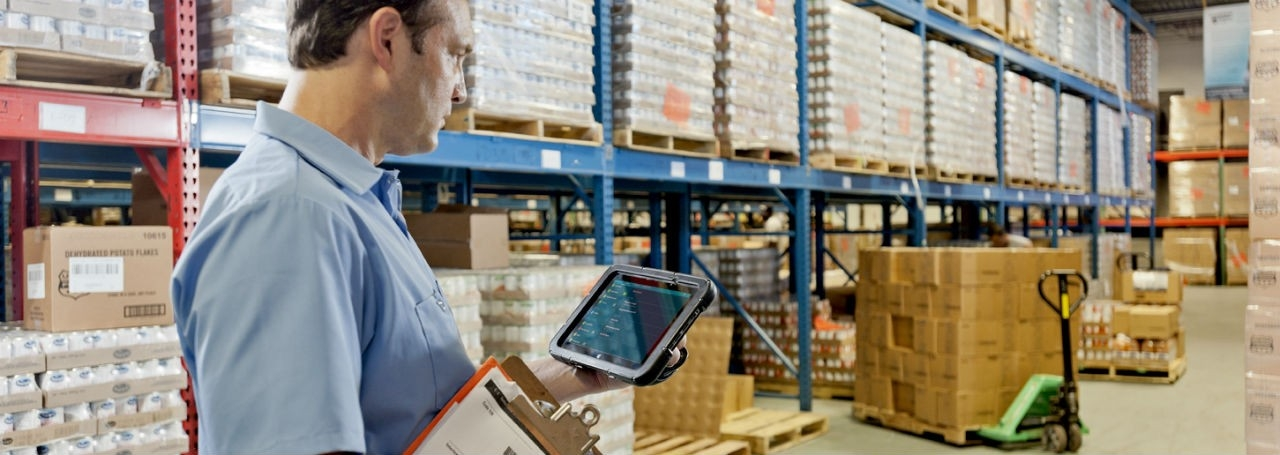 Think Your Consumer-Grade Device Works for the Warehouse? Think Again.