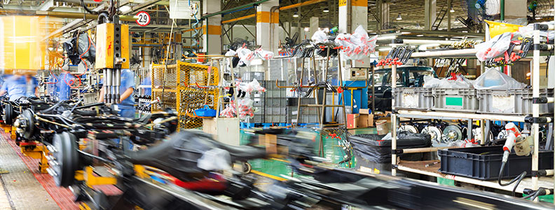 Tier 2 Auto Suppliers: Here's How Supply Chain Visibility Saves You Money