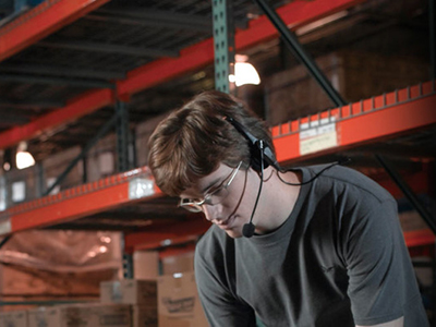 Warehouse voice solutions.