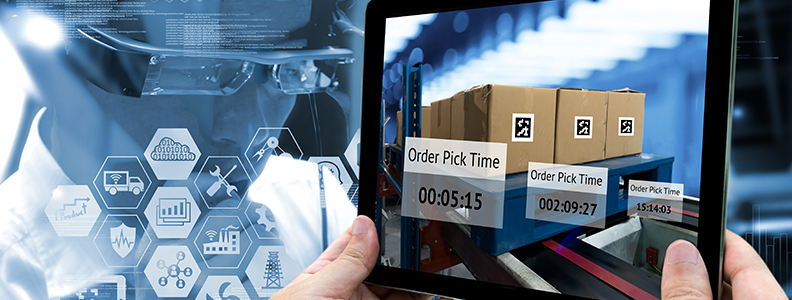 Record Inventory Faster: How Barcodes Help
